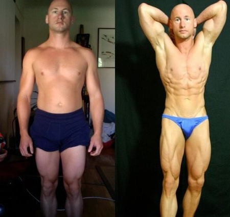 how to become a natural bodybuilder